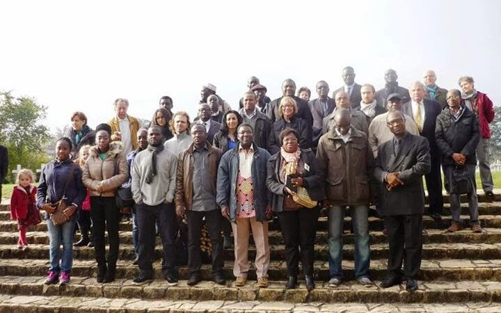 [MÉMOIRE] Vibrant hommage rendu le 1er nov 2014 aux soldats africains enterrés à La Doua (photos)