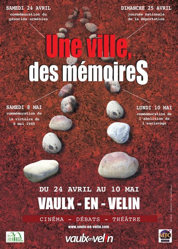 Vaulx en Velin (69) honorera le 10 mai 2010