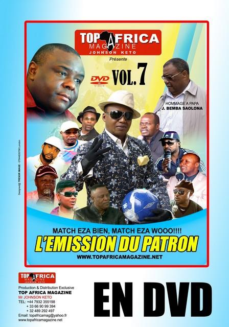 «Top Africa Magazine» Vol 7 bientôt sur le marché