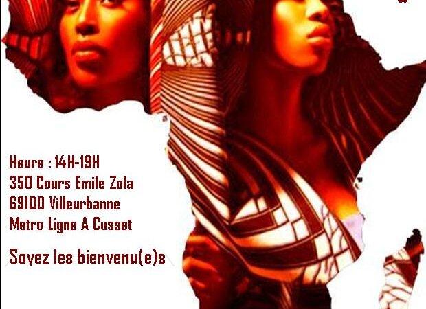 [JOURNEE DE LA FEMME] Les Congolais de Lyon honorent la femme le 8 mars 2015