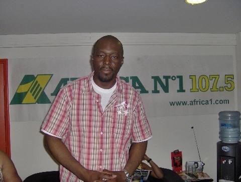 Robert Brazza et «africa Song» en pôle position sur Africa N°1