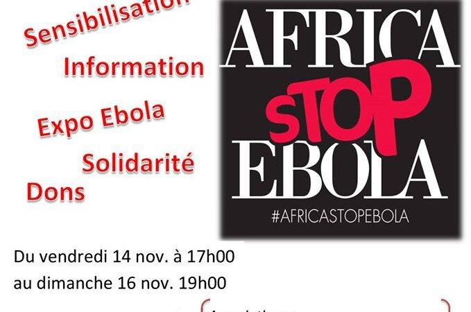 [SANTE] «Urgence Ebola en Guinée» au Village de la Solidarité à Lyon du 14 au 16 novembre 2014