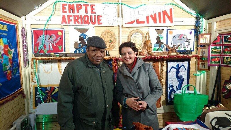 [CADEAUX] L'association EMPTE présente au marché de Noël de Villeurbanne jusqu'au 24 décembre 2016