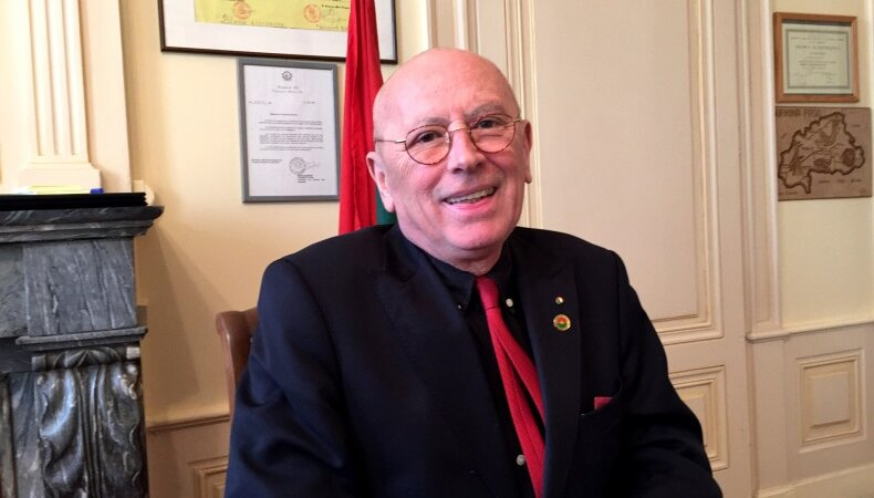 [NECROLOGIE] Décès du Consul Honoraire du Burkina Faso à Lyon Jean-Paul Grollemund ce 25 janvier 2017