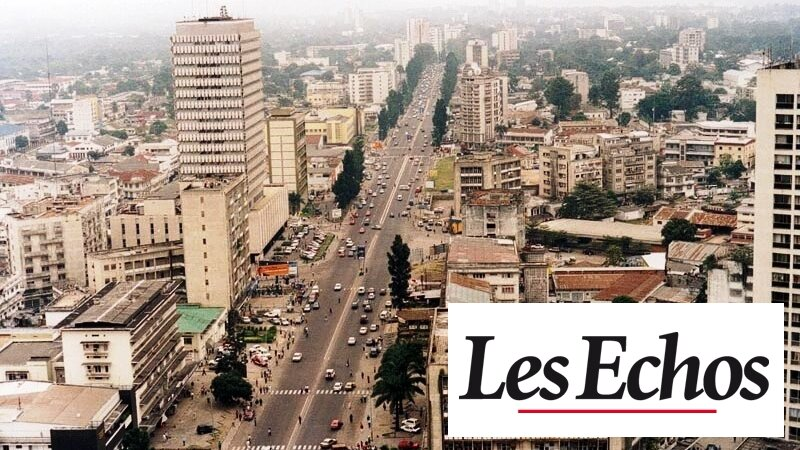 [ECONOMIE] Paris n'est plus la première ville francophone du monde mais Kinshasa (RDC) (Les Echos)