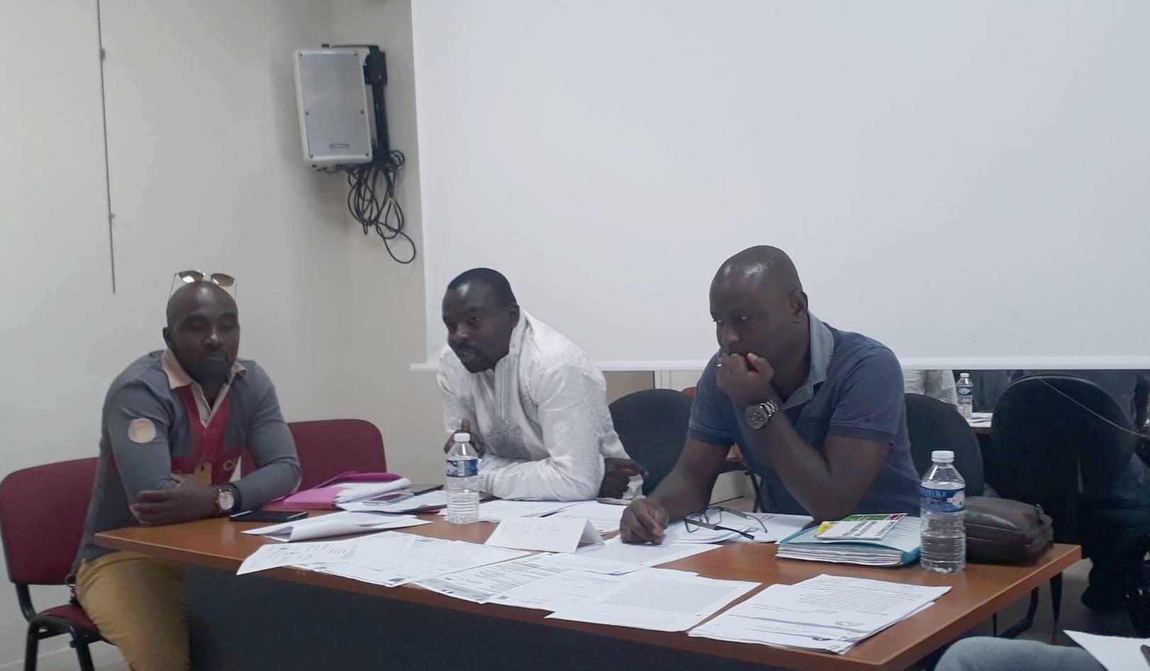 [COTE D'IVOIRE] La gestion de Clément Kipré à la tête de l'AJILRA gravement mise en cause lors de l'AG du 3 septembre 2017
