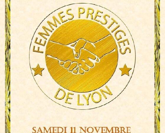 [SOLIDARITE] Soirée  de Gala de Charité organisée par les «Femmes Prestiges de Lyon» le 11 novembre 2017