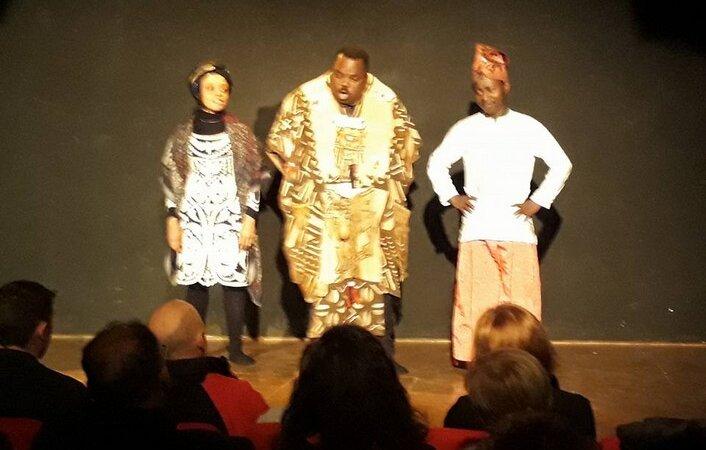 [CULTURE] Belle soirée de découvertes autour des contes lors de la soirée Africa 50 du FICOP ce 18 novembre 2017
