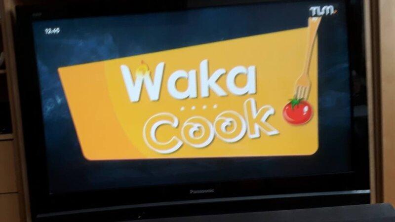 [ECONOMIE] C'est parti pour les diffusions de Wakacook émission culinaire de Wakatv sur la chaîne lyonnaise Tlm depuis le 3 novembre 2017