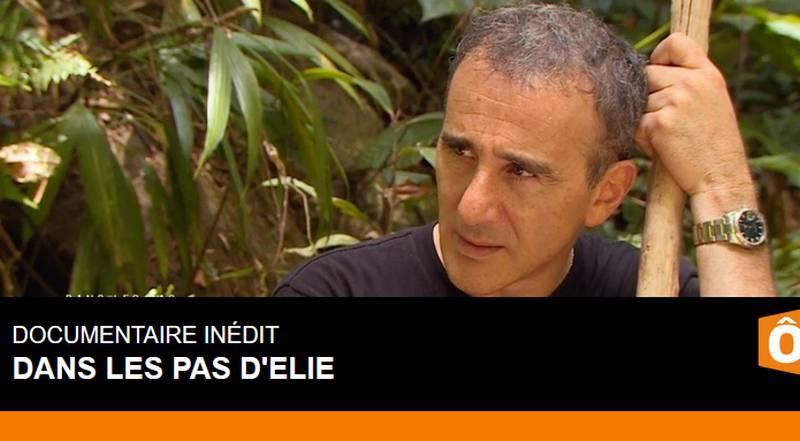 [TELEVISION] Direction les Antilles pour partager avec Élie Semoun sa passion pour la botanique Lundi 25 décembre 2017 à 19h35 sur France O