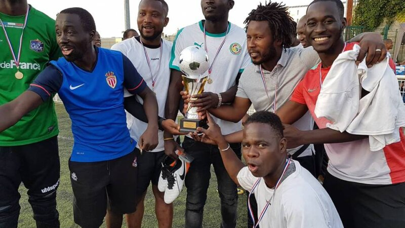[FOOTBALL] Les Sénégalais de Paris remportent l'édition 2018 du tournoi de l'ASC SenLyon (photos)