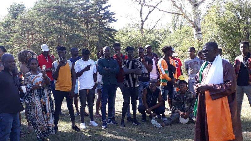 [COTE D'IVOIRE] La CIRAL a organisé à Lyon les 58 ans d'indépendance autour d'un barbecue sous le signe du rassemblement samedi 11 août 2018