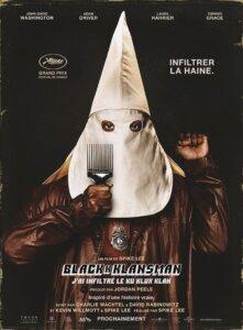 """[CINEMA] """"BlacKkKlansman - J'ai infiltré le Ku Klux Klan"""" le dernier film de Spike Lee en salles @ Cinema"""