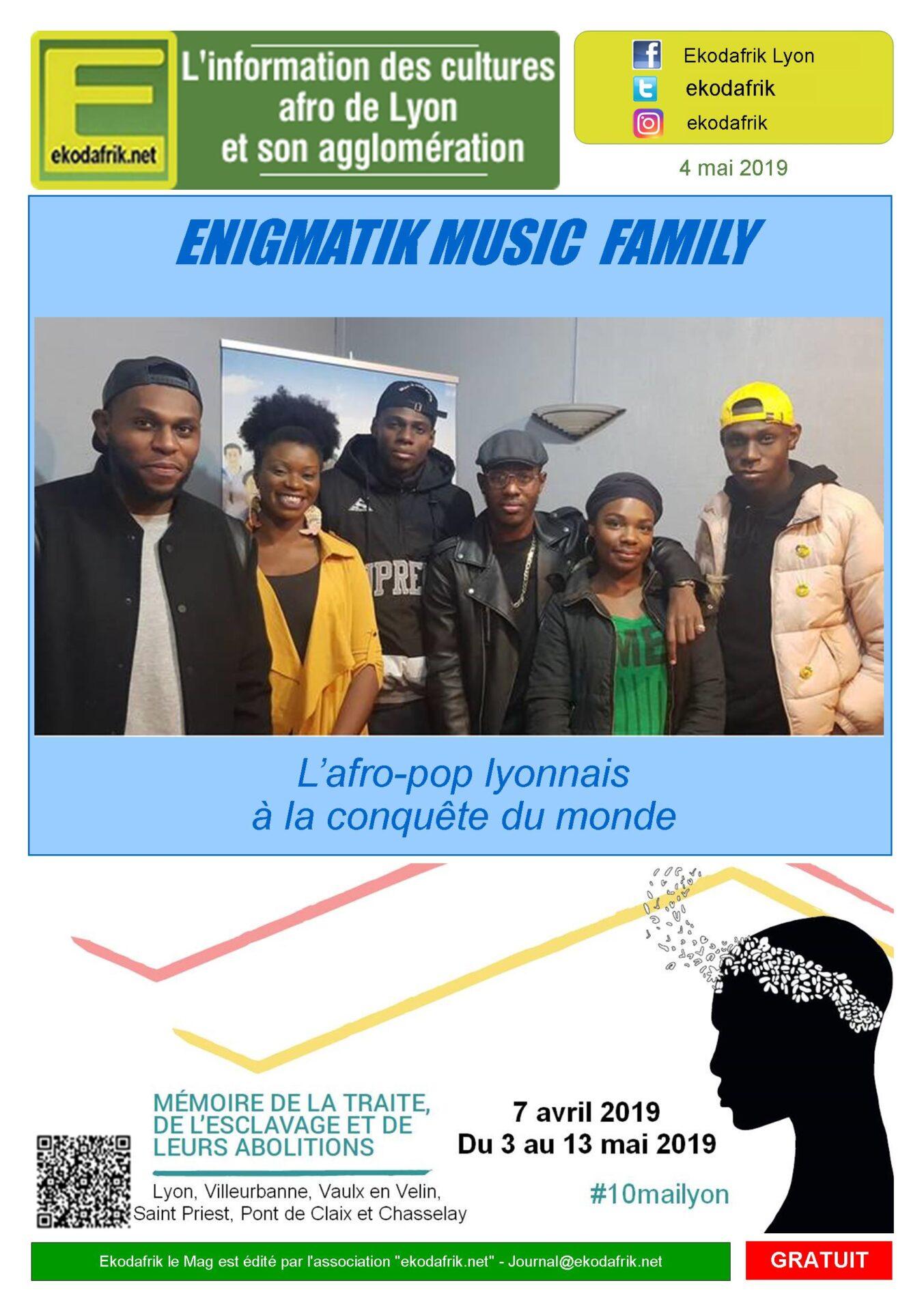 Ekodafrik le Mag – Mai 2019