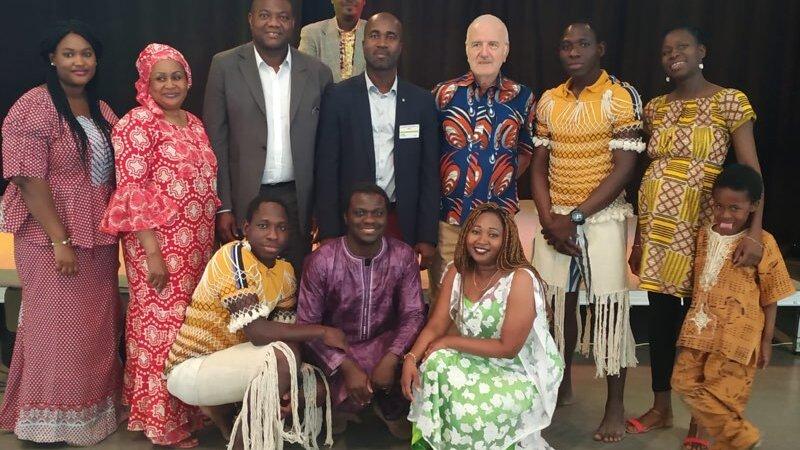 [MALI] Echanges intéressants autour de la question migratoire lors de la 4e édition de «Mali sur scène le 8 juin 2019 à Lyon