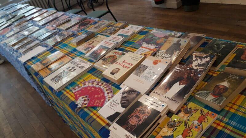 Mwana Afrobook la bibliothèque des enfants