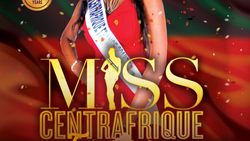 casting miss centrafrique 2020