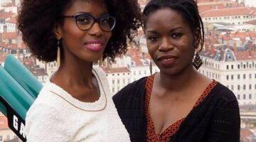 """Stéphanie Bénié et Sika Kossogba """"Chronique Beauté Noire"""""""