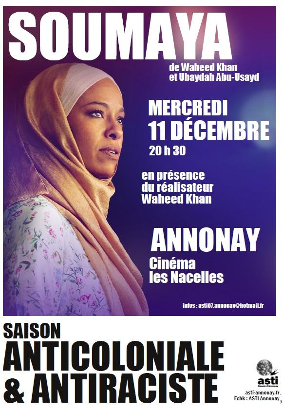 [POLITIQUE] Saison Anticoloniale et Antiraciste les 11 et 14 décembre 2019 avec film et débats à Annonay (07)