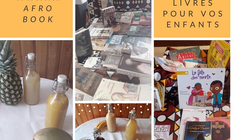 [ENFANTS] Vif intérêt pour Mwana Afrobook du 3 octobre 2020 avec découvertes et dégustations de jus