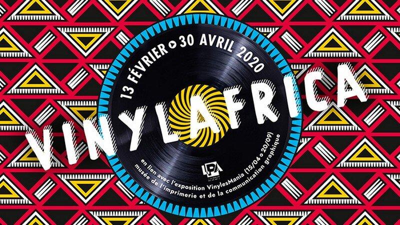 """[AFRICA 2020 LYON] """"VinylAfrica"""" Lyon Parc Auto dédie sa Place de l'Art (Parc République) à la musique africaine jusqu'au 30 avril 2020"""