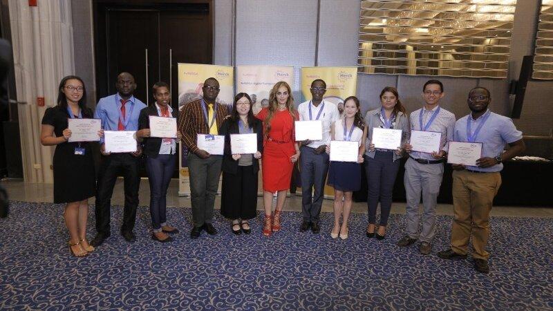 [SANTE] La Fondation Merck et Les Premières Dames Africaines poursuivent leur stratégie vers les médecins africains concernant le diabète et l'hypertension