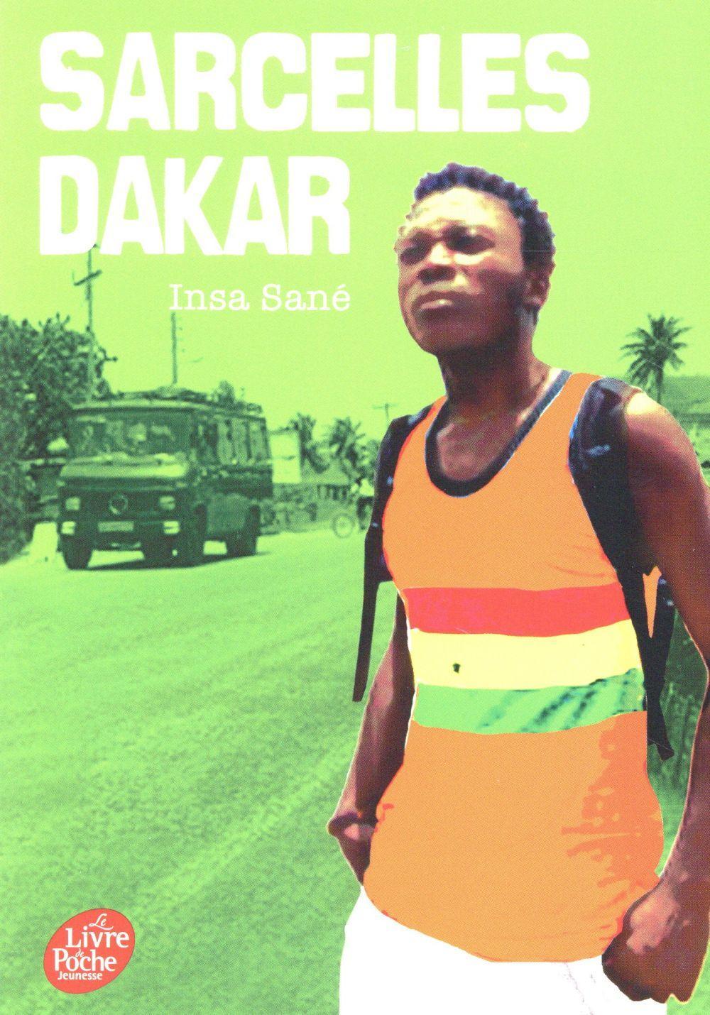 """[LITTERATURE] """"Sarcelles-Dakar """" de Insa SANE disponible à la bibiothèque Mwana Afrobook"""