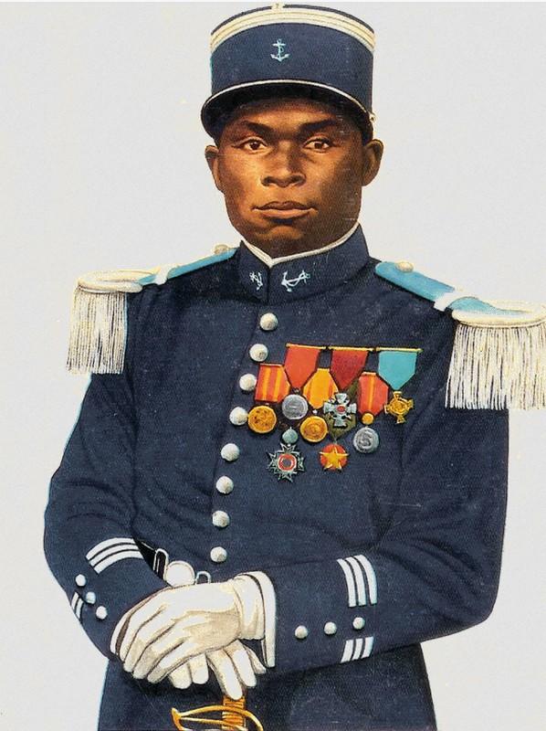 [MEMOIRE] Il y a 80 ans le Capitaine Charles N'TCHORERE était exécuté par les nazis à  Airaines (80)