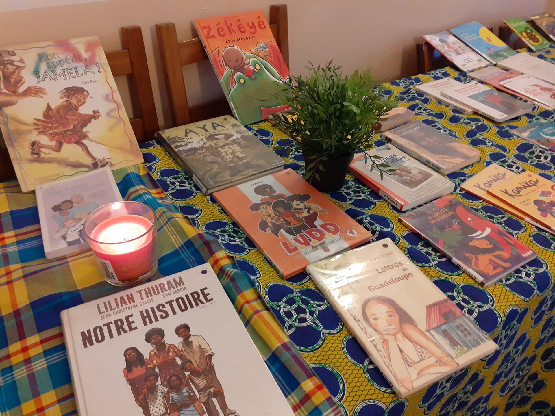 [LITTERATURE] Mwana Afrobook la bibliothèque des enfants