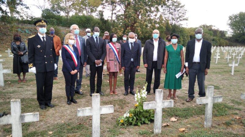 [MEMOIRE] Centenaire à Villeurbanne (69) ce 21 septembre 2020 de Paul BAKOTE mort pour la France en septembre 1944 (Photos et vidéo)