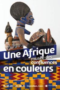 [EXPOSITION] « Une Afrique en couleurs » au Musée des confluences à Lyon @ Musée des confluences