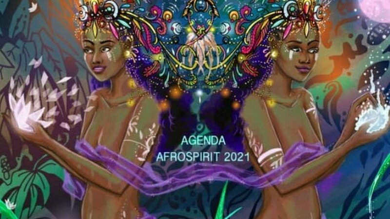 [CULTURE] Commandez l'agenda «AfroSpirit» 2021 en prévente, carnet de bord intime et agenda astucieux
