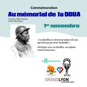 [MEMOIRE] Hommage aux Soldats Africains enterrés à la Nécropole de La Doua @ Nécropole de la Doua