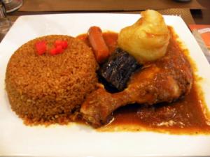 [LA BOX DU WEEK-END] Tchep-poulet, pastels, jus de bissap ou gingembre à emporter @ Espace Culturel Africain
