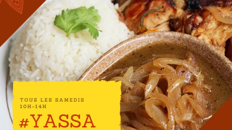 [LA BOX DU WEEK-END] Tchep-poulet ou poisson Yassa poulet, pastels, jus de bissap ou gingembre à emporter