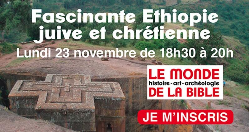 [ETHIOPIE] Visio-Conférence «Fascinante Ethiopie Juive et Chrétienne