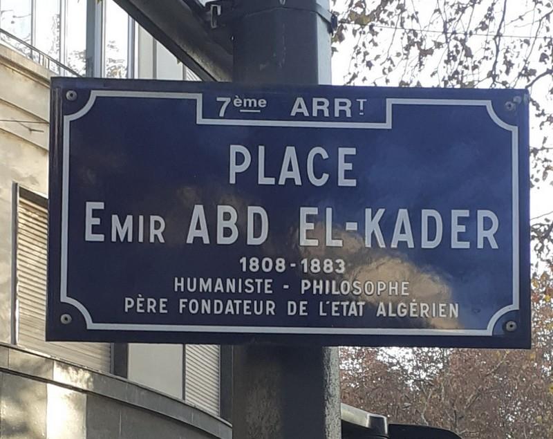 [L'AFRIQUE A LYON] La Place Emir ABD EL-KADER dans le 7ème