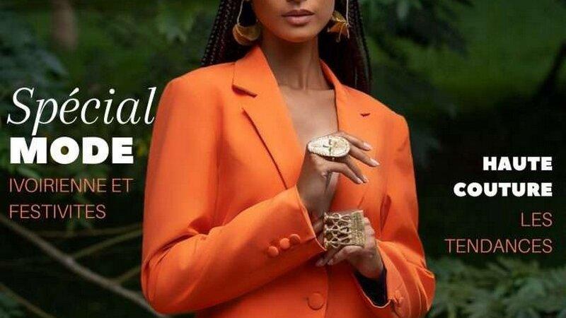 [MEDIA] La Mode… ce précieux outil… Voici le nouveau visage de ELLE Côte d'Ivoire
