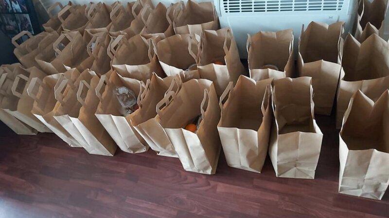 [SOLIDARITE] Plus de 150 repas distribués par les associations béninoises le 31 décembre 2020