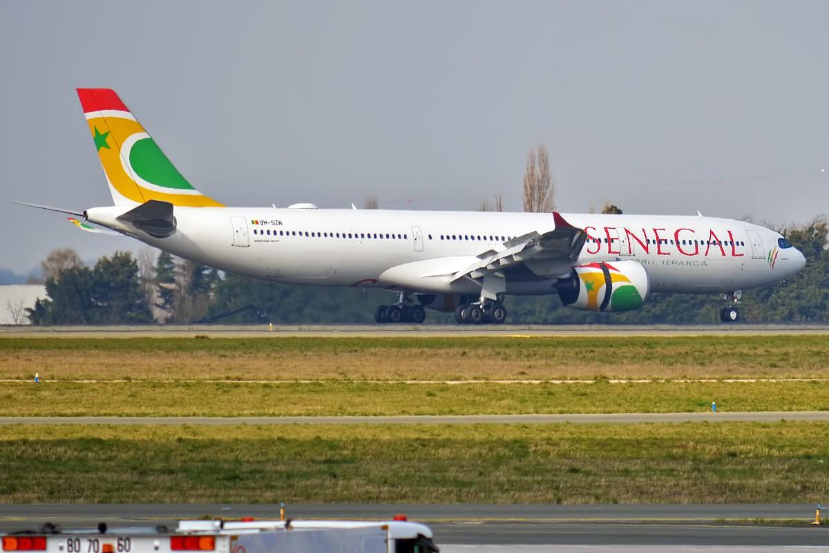[ECONOMIE]  Air Sénégal va lancer une nouvelle liaison entre Dakar et Lyon à partir du 28 mars 2021