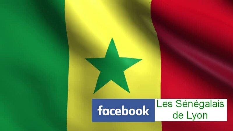 [COMMUNAUTE] Le groupe Facebook «Les Sénégalais de Lyon» créé pour s'entraider