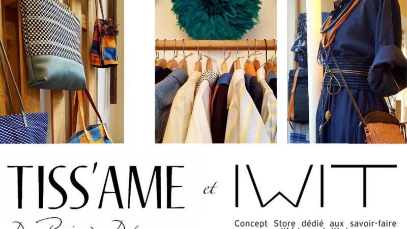TISS'AME et IWIT Concept Store commencent l'année en beauté