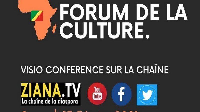 [CULTURE] 1ère édition du Forum de la culture congolaise du Ziana Tv avec les Lyonnaises E. OPOU et Y ELEKA VIENNE