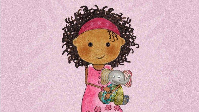 [LITTERATURE] «Lili et le doudou magique» de Théona COUPIRET et Yael H disponible à la bibliothèque Mwana Afrobook