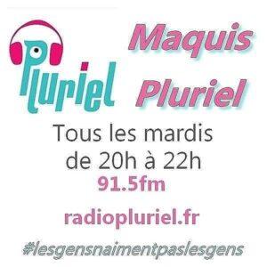 [RADIO] L'émission Maquis Pluriel en direct en visio @ Facebook - Youtibe
