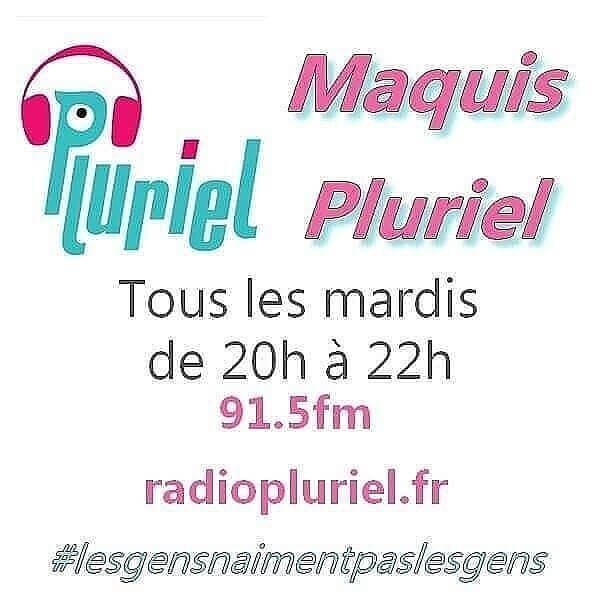 [RADIO] L'émission Maquis Pluriel en direct en visio