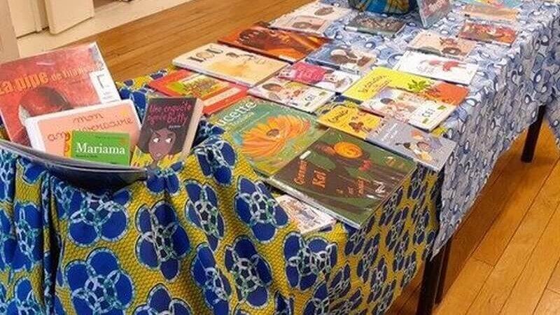 [ENFANTS] Mwana Afrobook, des livres pour vos enfants Ouverture mensuelle samedi 6 février 2021 à Lyon 7e