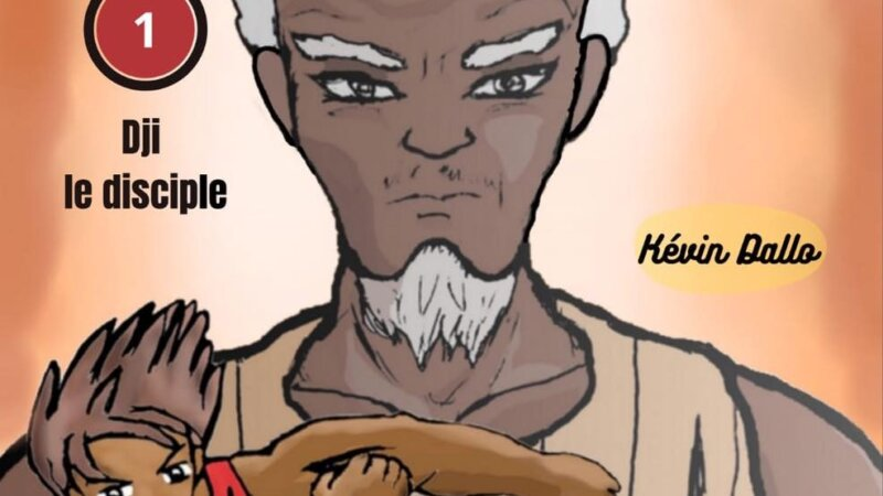 [LITTERATURE] «Lôgrèdou la terre des kanégnoa : Dji le disciple» de Kévin DALLO disponible à la bibliothèque Mwana Afrobook