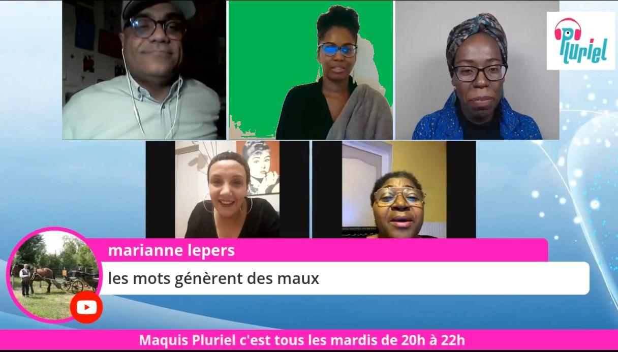 "[RADIO] VOIR Le REPLAY de ""Maquis Pluriel"" du mardi 2 mars 2021 avec Marie-Elisabeth FOUDDA"