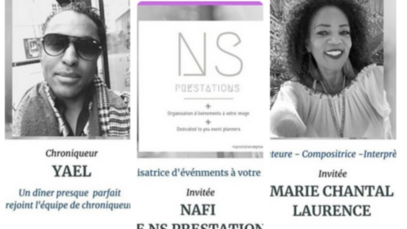 """[RADIO] VOIR Le REPLAY de """"Maquis Pluriel"""" du mardi 23 mars 2021 avec Nafi de NS PRESTATIONS et Marie-Chantal LAURENCE"""